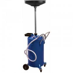 Pojazdná odsávačka oleja - 70 L PRO