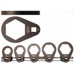 Sada kľúčov na olejové filtre - 5-dielna PRO+