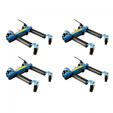 Hydraulický manipulátor SET 4 kusy