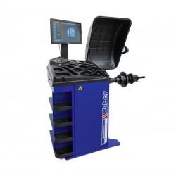 Vyvažovačka Weber expert 3D - Sonar