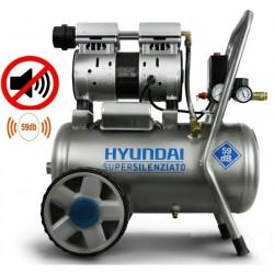 Dvojpiestový super tichý kompresor HYUNDAI
