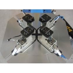 Motorkový adaptér pre vyzúvačky