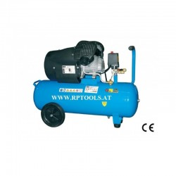 Dvojpiestový kompresor - 50L